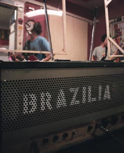Brazilia - WXDU - Feb. 25, 2001