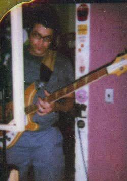 Eddie Sanchez - Fin Fang Foom - WXDU - Aug 27, 2000